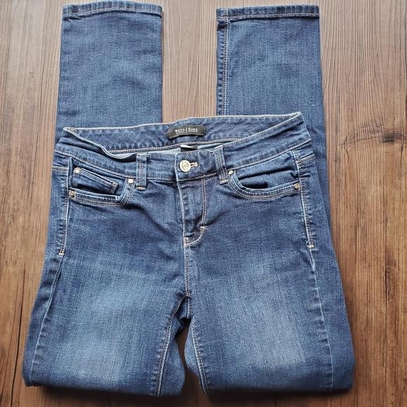White House Black Market Denim - White House Black Market Slim Ankle Jeans
